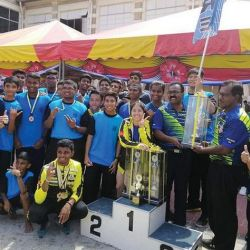 104th ACS Ipoh Sports Day