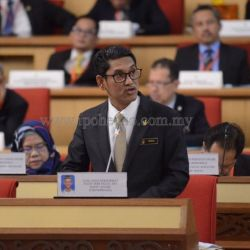 Thinking Allowed:  After one year, how would you rate the Perak MB?