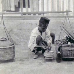 Nostalgia:  Mobile Hawkers, Accessible and Affordable
