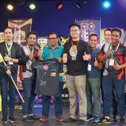 Sport:  Perak E-Sports Representatives
