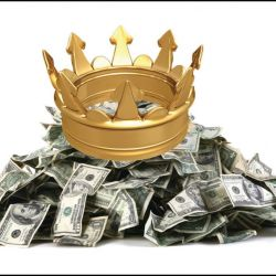 Editorial:  Cash is King