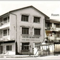 History:  A Char Kway Teow Stall in Fair Park