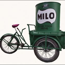 Here Comes the Milo Man