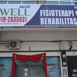 Well Physiotherapy at Ipoh Garden South