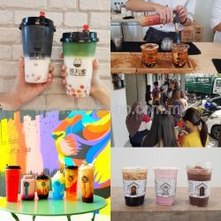 Cover Story:  Beyond Boba: Here's More Trendy Drinks!