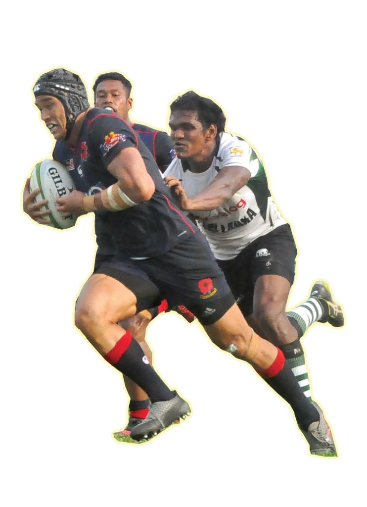 Asia Rugby Championship 2017 Division 1