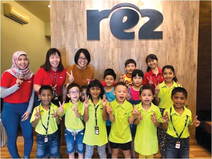 RE2 Raises Funds for PCSH