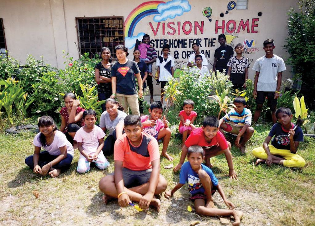 Solar System for Orphanage