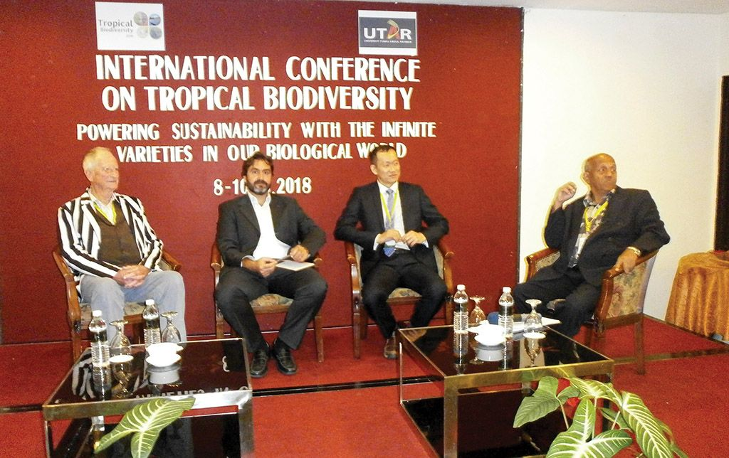 Conservation of Tropical Biodiversity