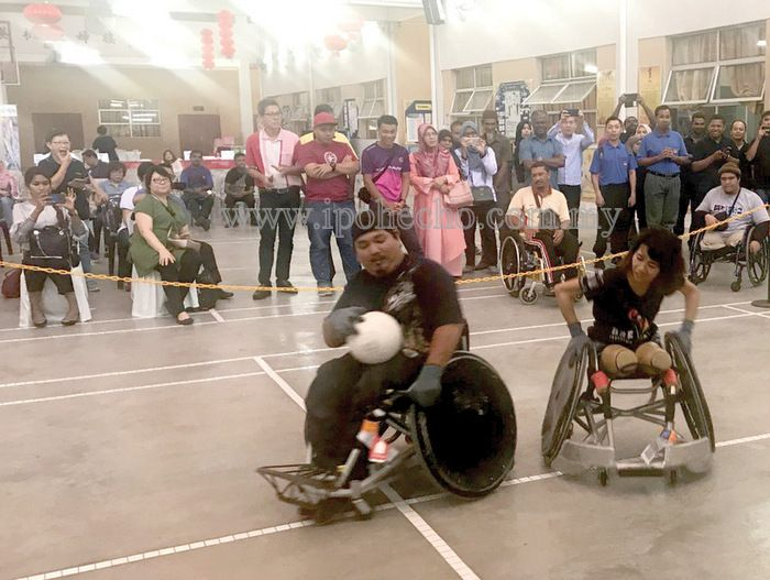 Sports for the Disabled