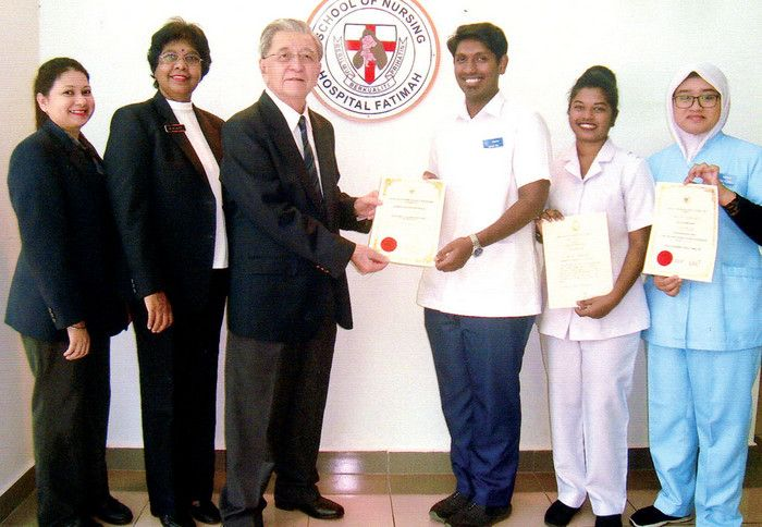 Nursing Students Achieve Merit Results