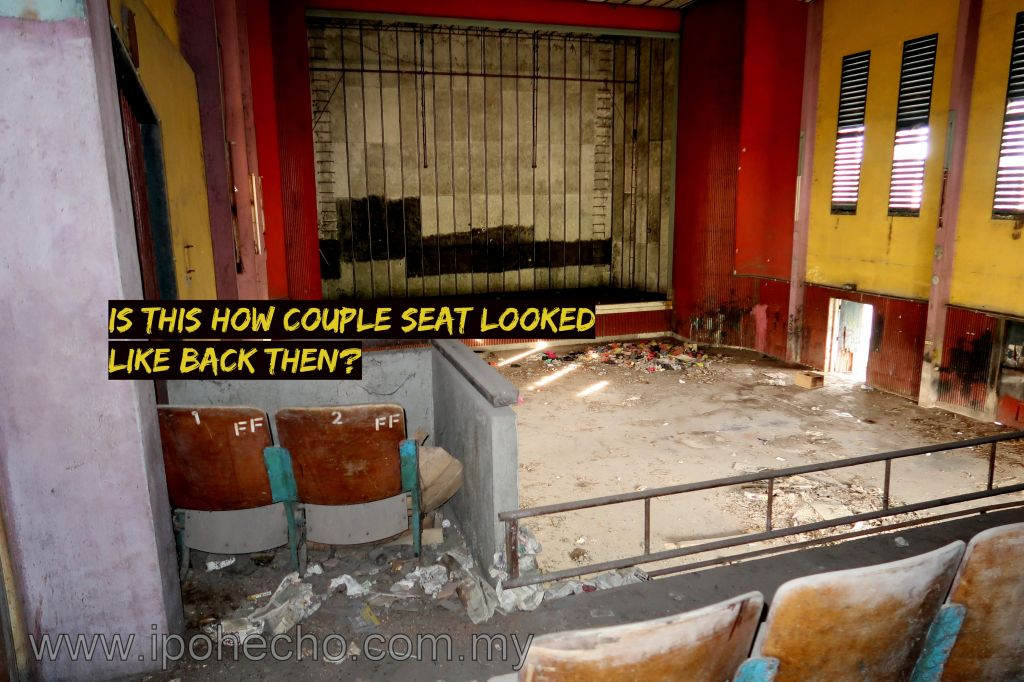 What's The Story Behind This Abandoned Cinema In Ayer Tawar?