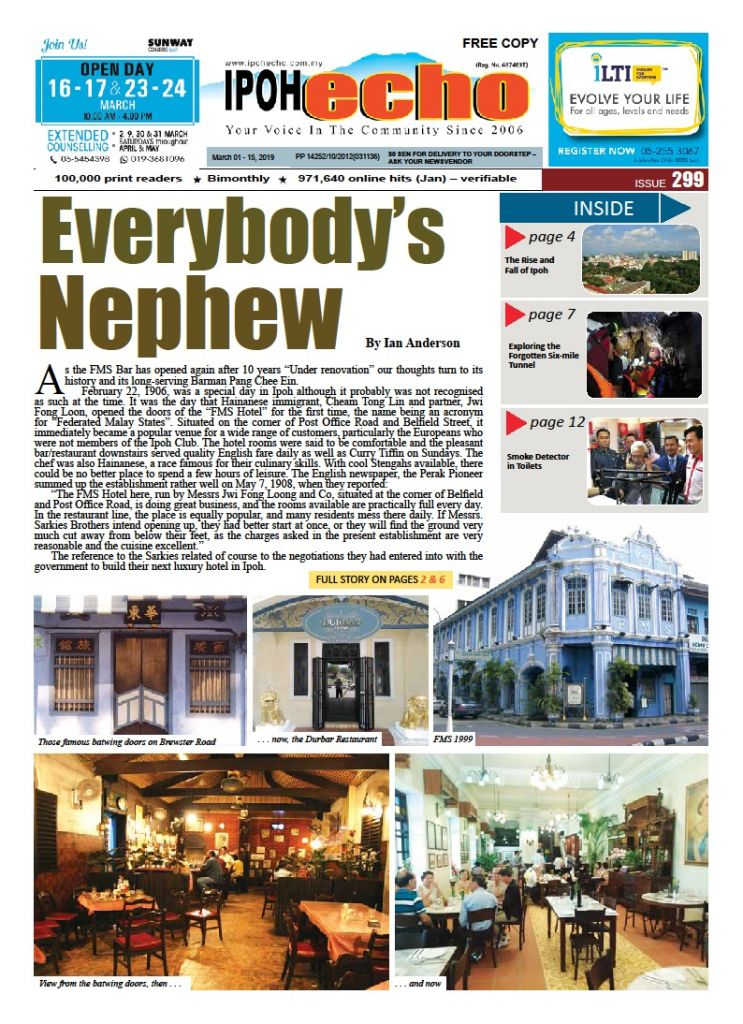 Ipoh Echo | Ipoh's Community Newspaper