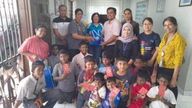 Photo of SUKSES Club Visits Orphanages