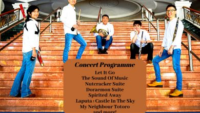 Photo of Concert: Wind Quintet of the National Symphony Orchestra Malaysia (12 Jan 2020)