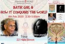 Photo of Sharpened Word: Batik Girl & How It Conquers The World (8 Feb 2020)