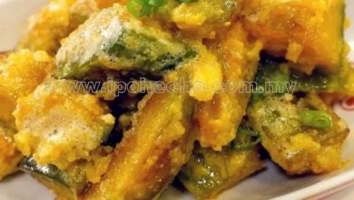 Photo of Recipe: Salted Eggs Pumpkin