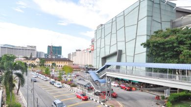 Photo of Partial closure of Ipoh Parade (18 to 31 March)