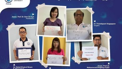 Photo of QIU Medical Volunteers Join Fight Against COVID-19