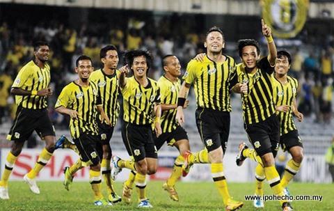malaysian super leage football - Seladangs