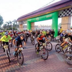 Batu Gajah Mountain Bike Jamboree