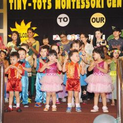 Tiny-Tots Montessori Centres 40th Anniversary