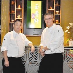Seasoned Chefs at Weil Hotel
