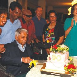 Jeyaratnam Celebrates 90 Years