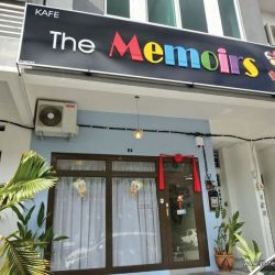 The Memoirs Cafe