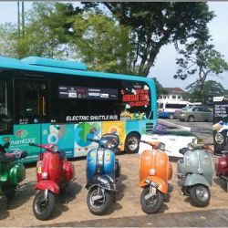 Electric Buses for Taiping