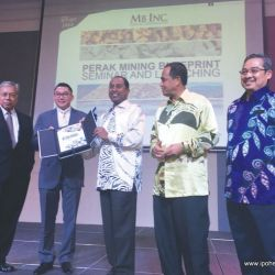 Mining Blueprint Launched
