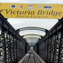 A Gala Day for Perak's Victoria Bridge