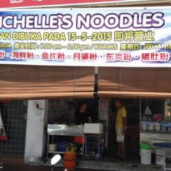 Michelle's Noodles are Offally Good