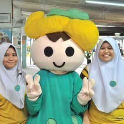Go Green Student Camp 2015