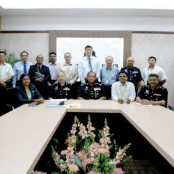 MICCI Perak Meets with Police Chief