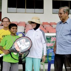 Merdeka Junior Tennis Tournament 2015
