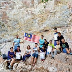 Revisit Ipoh's Past via Gua Tambun Rock Art