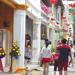 Ipoh Old Town to be Historical and Multi-cultural Enclave