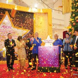 AEON Official Opening