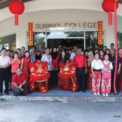 Sunway College Ipoh's CNY Celebration