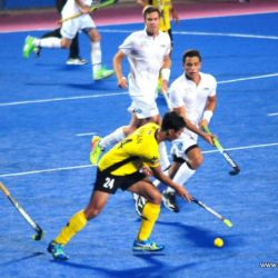 Malaysia Drew with New Zealand in Opener