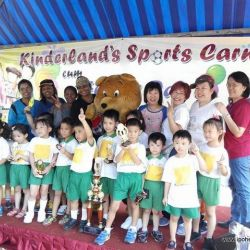 Kinderland's Sports Carnival & Family Day