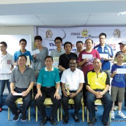Tan Sri Lee Loy Seng Chess Championship � Ipoh Leg (28 Aug 2016)