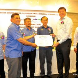 First Residential One-Stop Health Centre in Perak