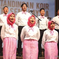 Kota Bharu Choir Wins