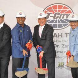 Perak to Build First Motor Sport-Theme Development