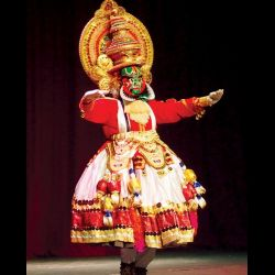 South to North Indian Dance Presentation