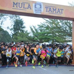 5000 Joined Sultan Nazrin Shah Run