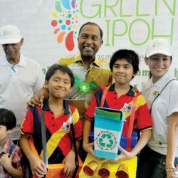 Towards a Greener Ipoh