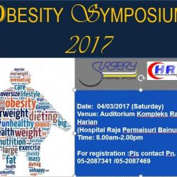 Free Obesity Symposium (4 Mar 2017)